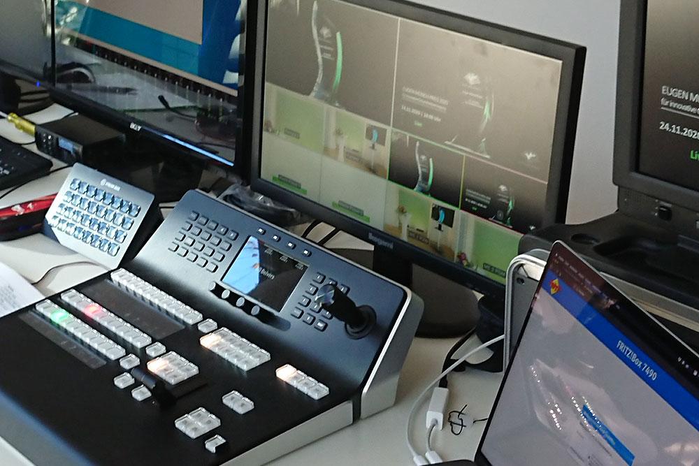 Online-Streaming in der professionellen Videoproduktion